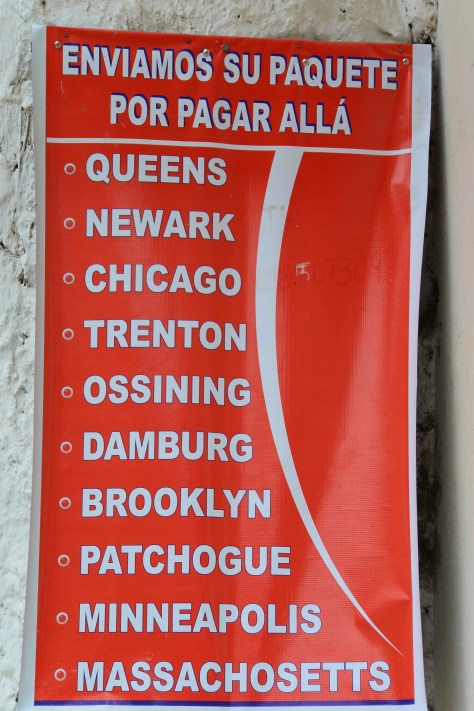 Huh, they could spell Patchogue right, but not Massachusetts.  And where exactly is Damburg?
