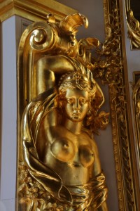Catherine's Palace - detail
