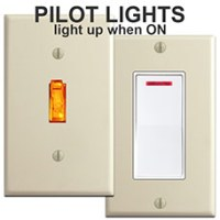 Illuminated Rocker Switches, Lighted Toggle Switch for ...