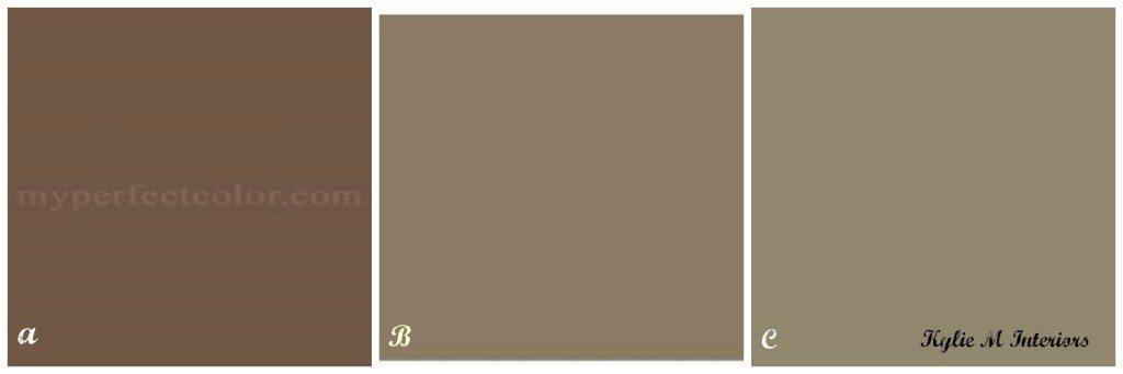 The Best Paint Colours For An Almond Bone Bathroom