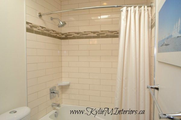 ideas and tiles to update an almond tub, toilet or sink in a bathroom that has bone fixtures