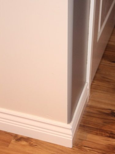 Bullnose Drywall Corners : How to paint bullnose or rounded drywall corners tips
