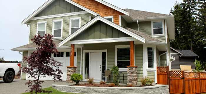 Exterior Painting:  4 Things To Know Before Picking a Colour