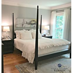 Unusual Benjamin Moore Arctic Blue Paint Master Wood Pine Bed Kylie M Onlinecolour Benjamin Moore Arctic Blue Paint Master Bedroom Wall Paint Combinations Photos Bedroom Paint Colour Inspiration