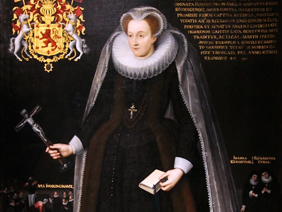 What did Queen Mary I of England look like  Quora