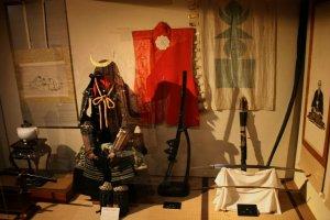 Aoyagi_House_Samurai_Armor_Kakunodate_Samurai_District
