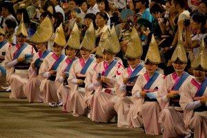 Awa Odori Tokushima 2010
