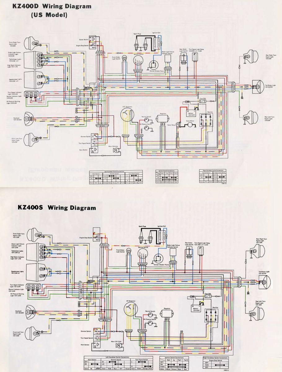 wire diagram 1979 kz400 data wiring diagram site Electrical Wiring 76 kz400 wiring diagram wiring diagrams hubs kawasaki kz400 ltd 1979 wire diagram 1979 kz400