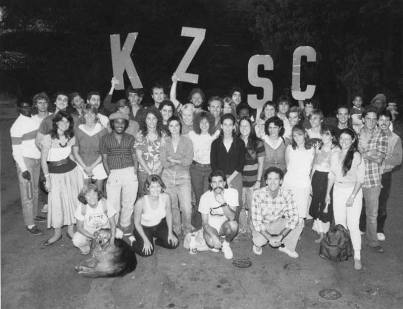 Staff Picture from the 80s!