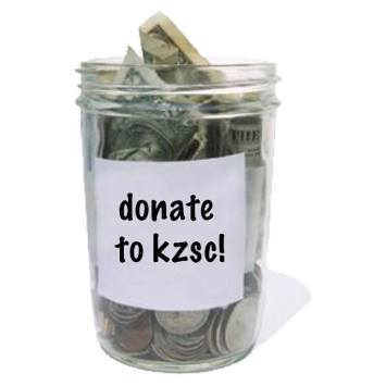 Donate to KZSC
