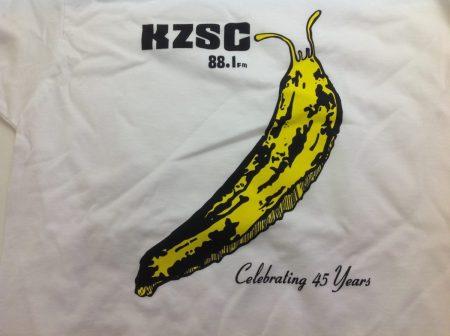 Velvet Banana Shirt front
