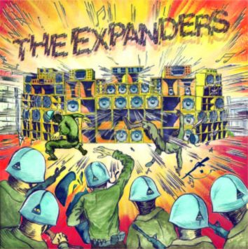 The-Expanders-Album-Cover