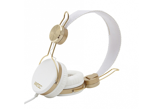 Casque BANJAR GOLDEN WESC (Blanc)