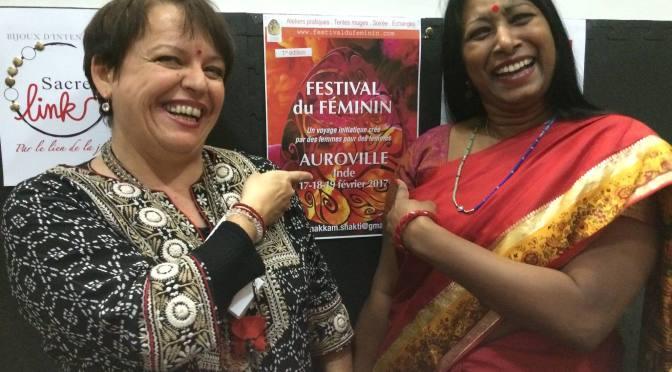 Festival du Féminin en Inde