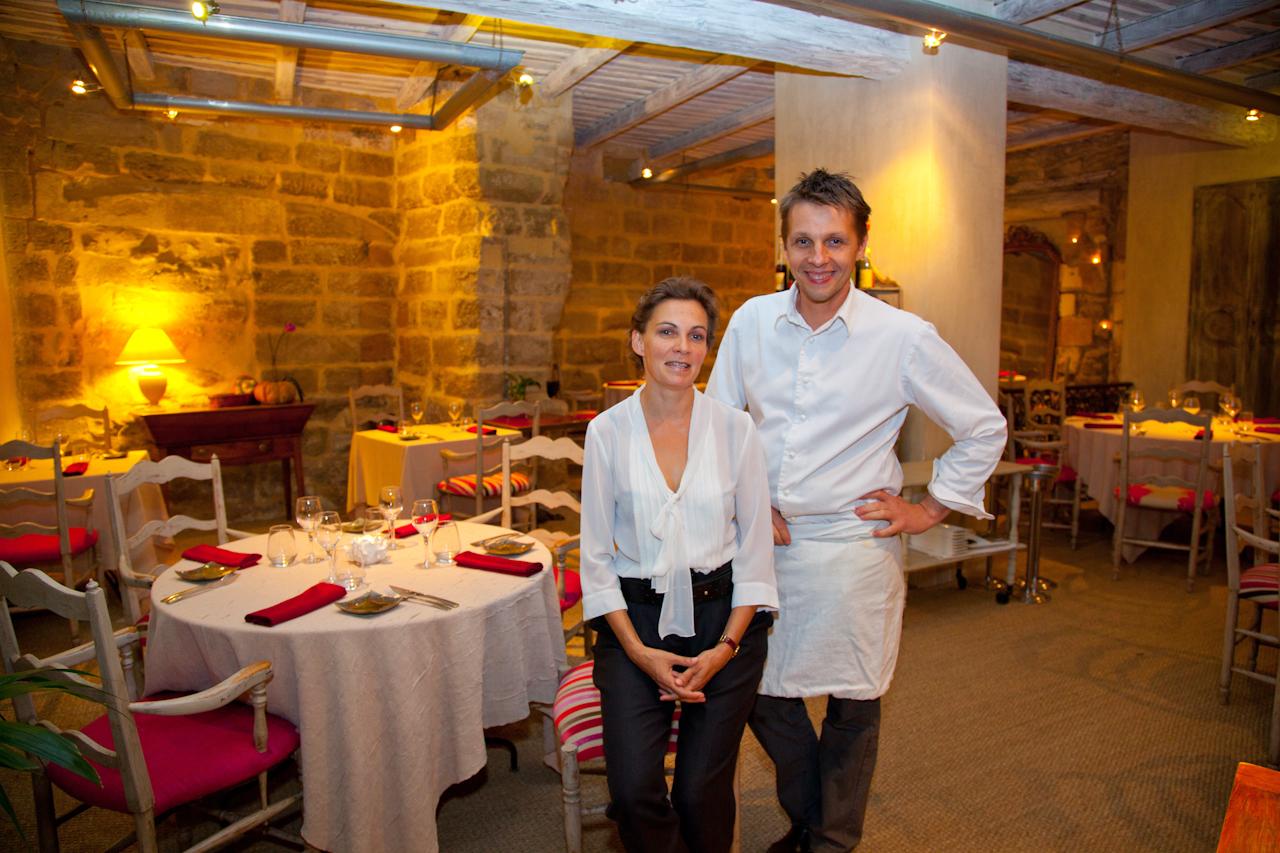 La Prévôté - Le Restaurant