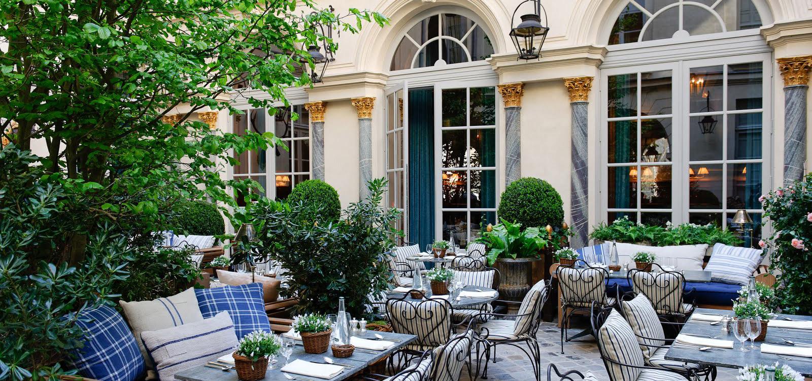 Terrasses 5 adresses chics et romantiques for Terrasses et jardins paris est