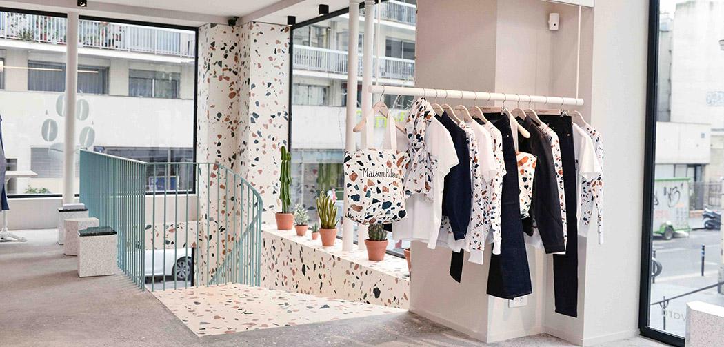 Maison kitsun nouvelle boutique et coffee shop - La maison du japon paris boutique ...