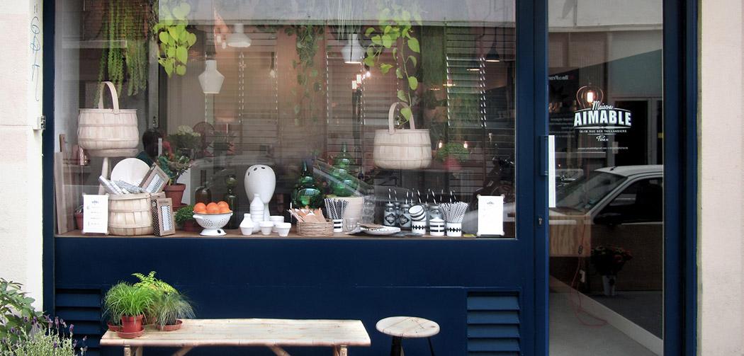 Maison aimable la boutique d co pointue et abordable for Boutique maison deco