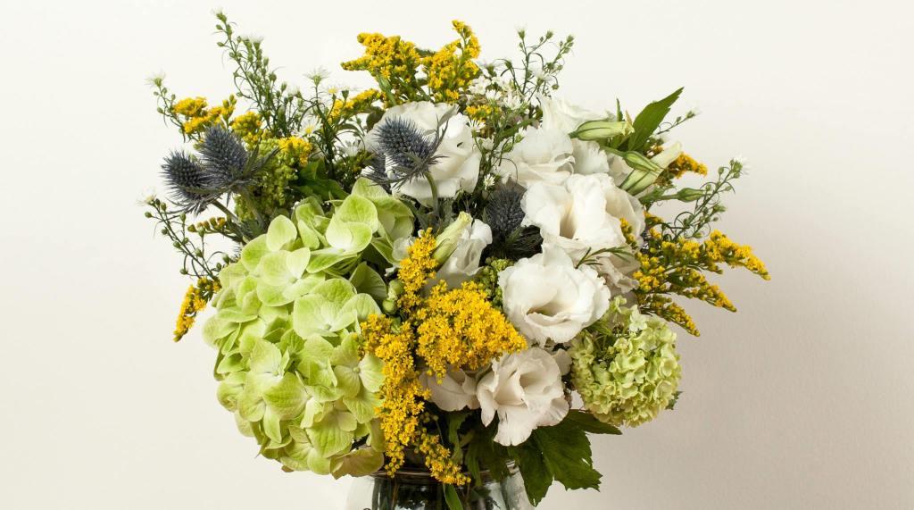 Top 3 des services de livraison de fleurs domicile for Composer bouquet en ligne