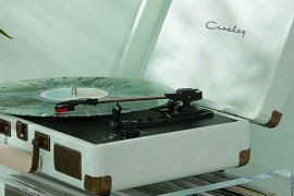 tourne-disques-platine-vintage-crosley-