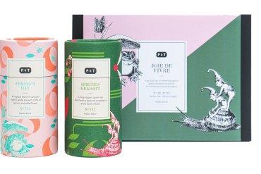 Concours : la box thé Joie de Vivre de Paper & Tea