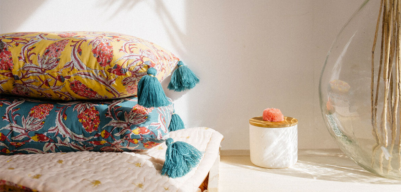 louise misha x monoprix la ligne mode d co 100 boho la seinographe. Black Bedroom Furniture Sets. Home Design Ideas