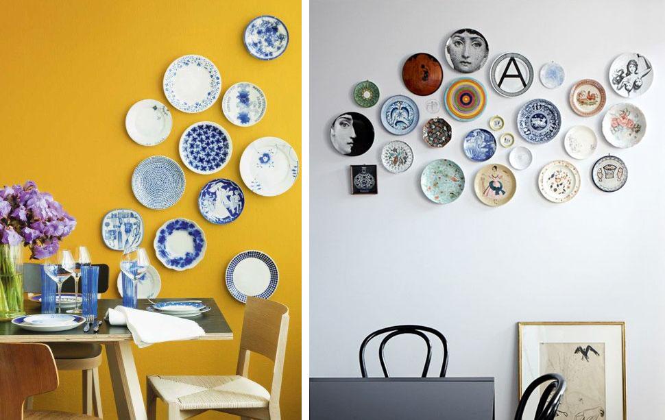 inspiration-deco-murale-assiettes-porcelaine-vintage-2
