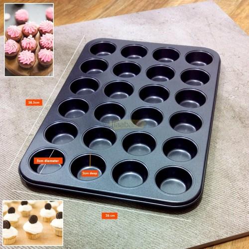 Medium Of Mini Cupcake Pan