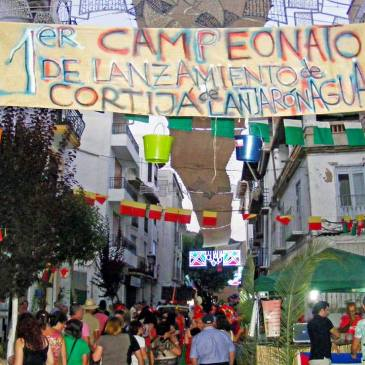 Fiestas San Juan Lanjarón