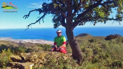 Adra - Como veis tenemos mar, montaña, unos paisajes espectaculares,... - Autor Alberto Jiménez Martínez