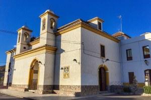 Berja - Santuario Ntra Señora de Gador - Autor José A. Vela