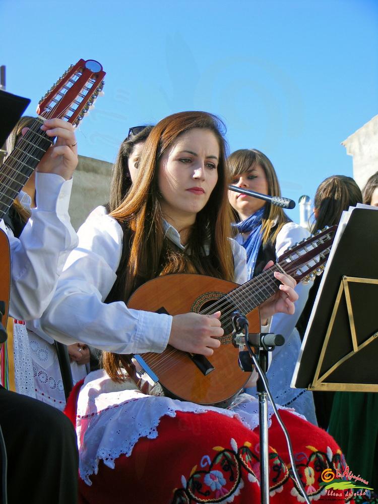 "Grupo de música tradicional de La Alpujarra ""Zaharagüí"" de Alcolea"