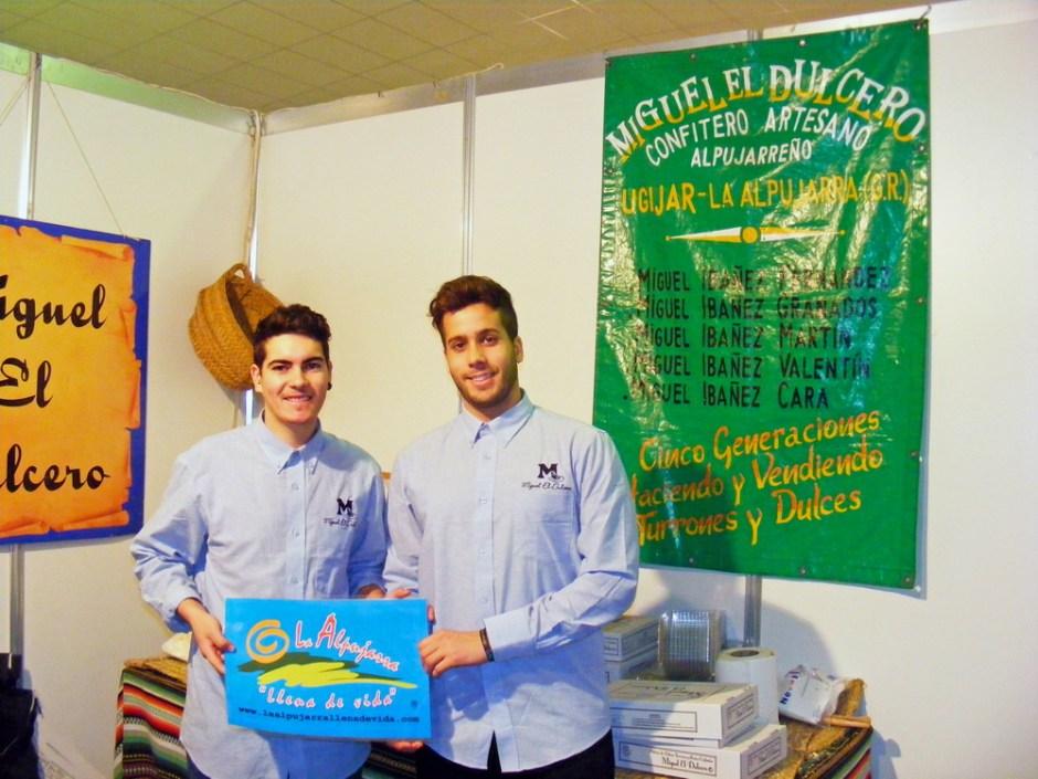 Reportaje fotográfico de nuestros empresarios en la XVII edición de Expoalpujarra 2014 con más de 500 fotografías