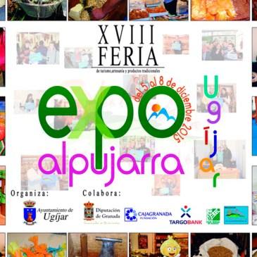 Ugíjar – XVIII edición de Expoalpujarra 2015