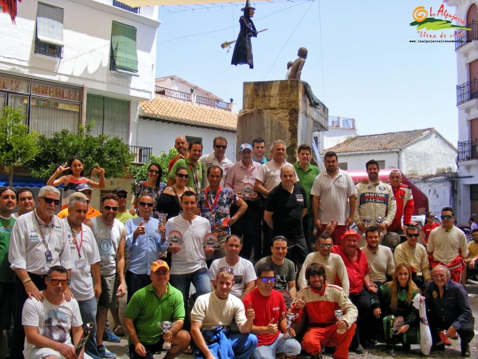 Fotografía de familia III Subida al Cerro de los Cañones