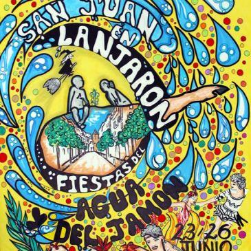 """Lanjarón – Fiesta del Agua y del Jamón – """"Carrera del Agua"""" y """"La Pública"""""""