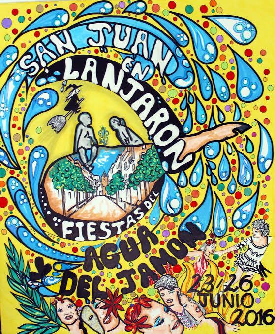 Lanjarón - Fiestas de San Juan 2016