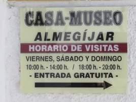 """Almegíjar - Casa museo """"Antonio Sáez López"""" - Autor Carlos Miralles - 1"""
