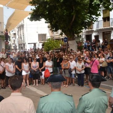 El Ayuntamiento de Lanjarón concede la medalla de oro del municipio al tercer fallecido en el incendio