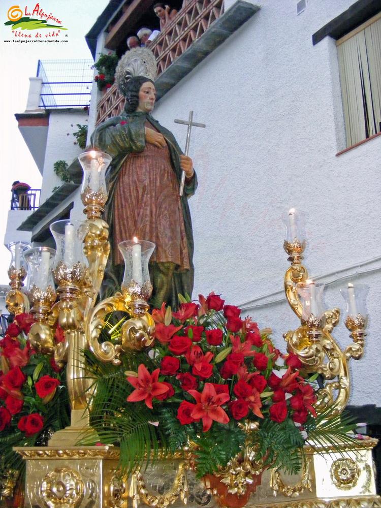 San Pantaleón Patrón de Bérchules