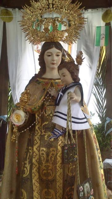 Castell de Ferro - Fiestas Patronales de la Virgen del Carmen 2016 - 13