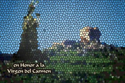Castell de Ferro – Fiestas Patronales de la Virgen del Carmen 2016