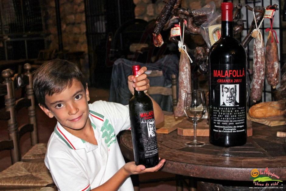 En La Alpujarra tenemos nuestra propia Malafolla…