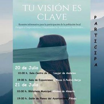 Estrategia de Desarrollo Local – La Alpujarra – ADR Almería 2014-2020