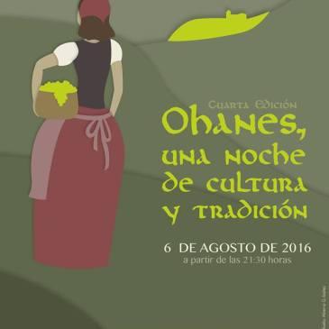 Ohanes – IV Ohanes, una noche de Cultura y Tradición