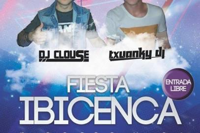 Pórtugos – Fiesta Ibicenca en Discoteca One Night