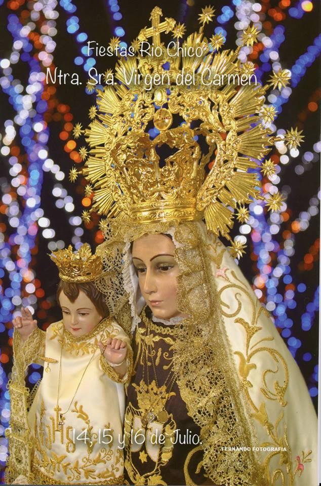Rio Chico – Fiestas de la Virgen del Carmen 2016