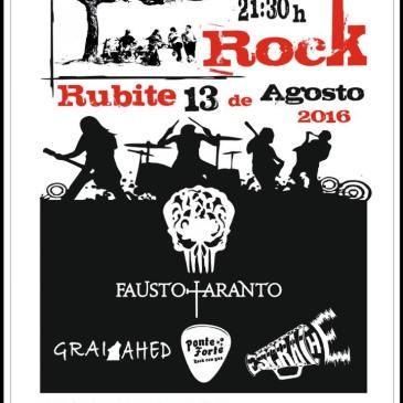 Rubite – VIII Almendra Rock 2016