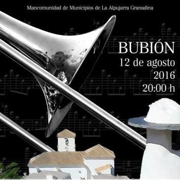 Bubión – I Encuentro Musical de Bandas de La Alpujarra
