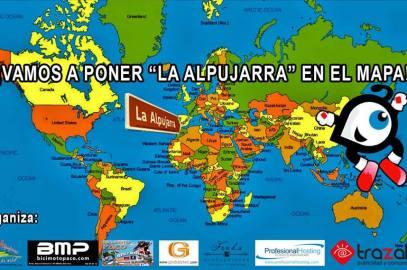 """¡Vamos a poner """"La Alpujarra"""" en el mapa!"""